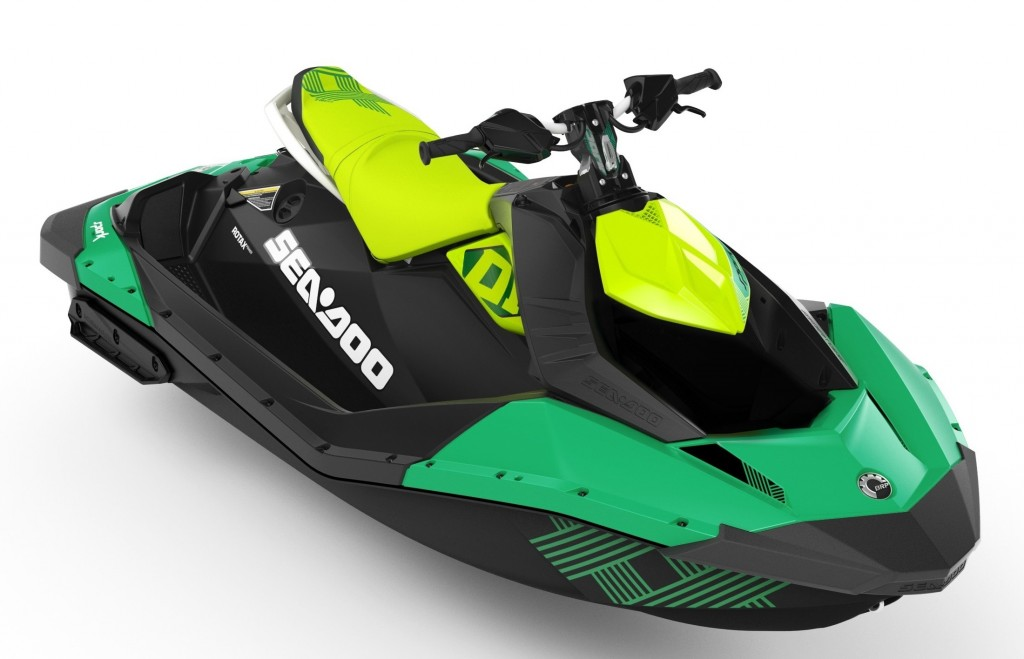 BRP Sea-Doo 900 Ho Ace Trixx