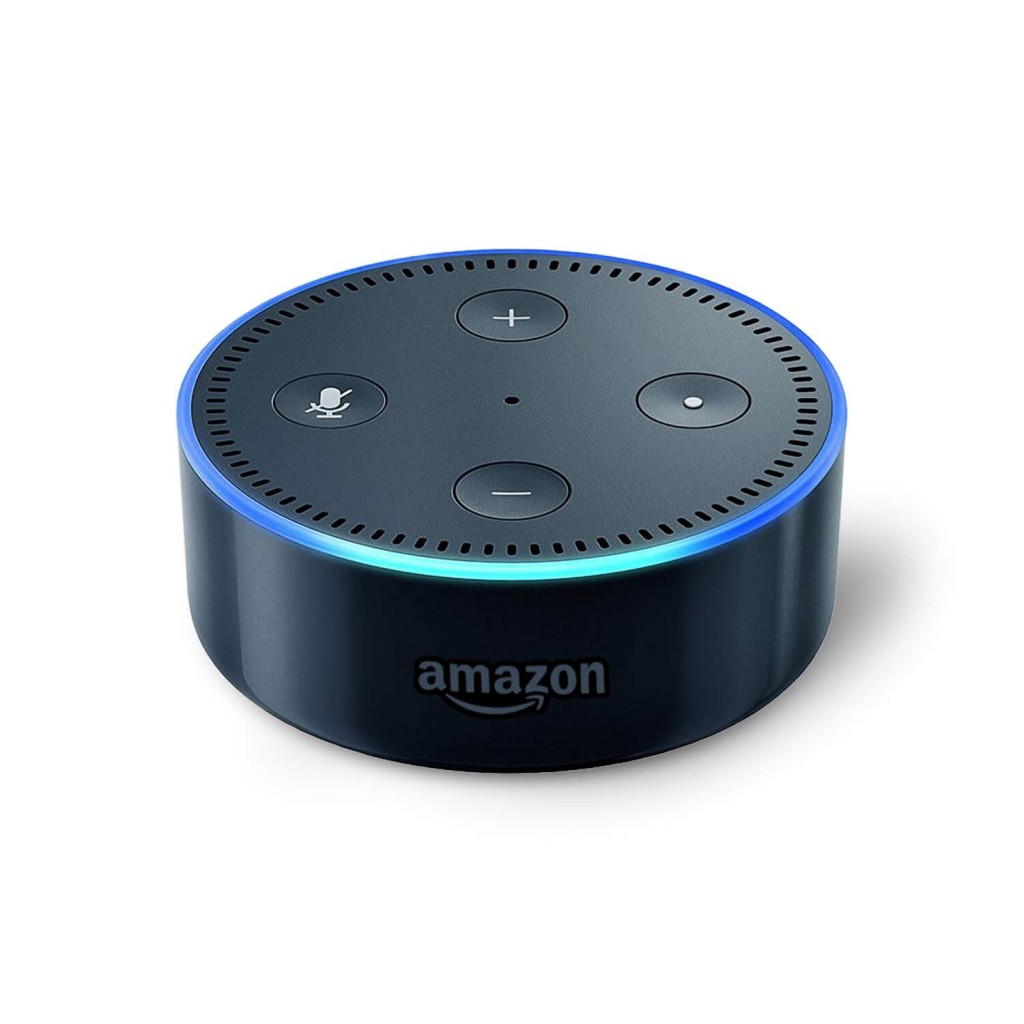 Умная колонка Amazon Echo Dot 2nd Gen