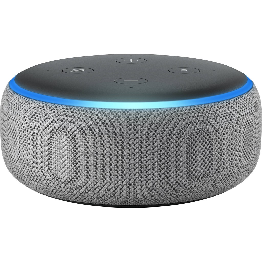 Умная колонка Amazon Echo Dot (3rd Generation)