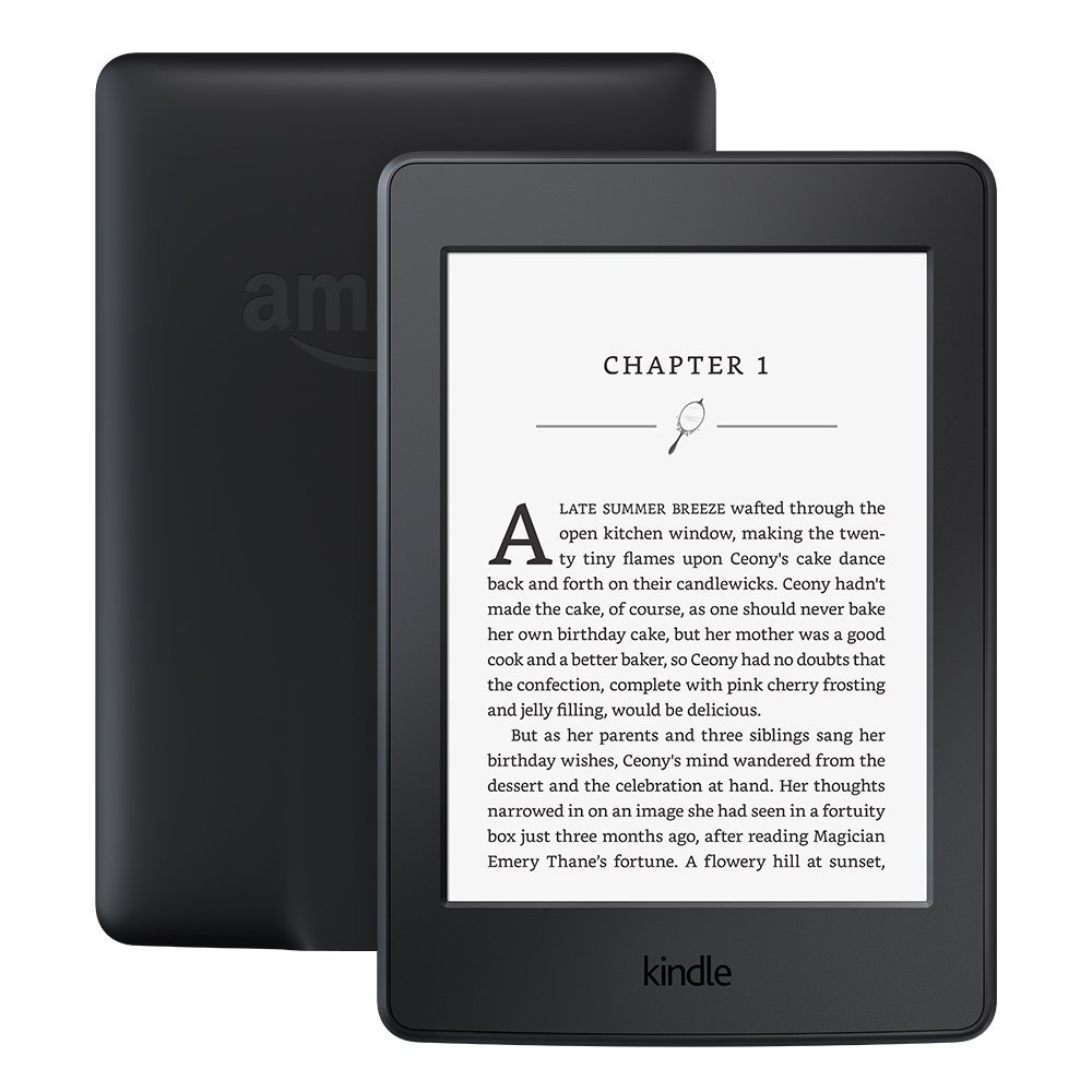 Amazon Kindle Paper white 2015