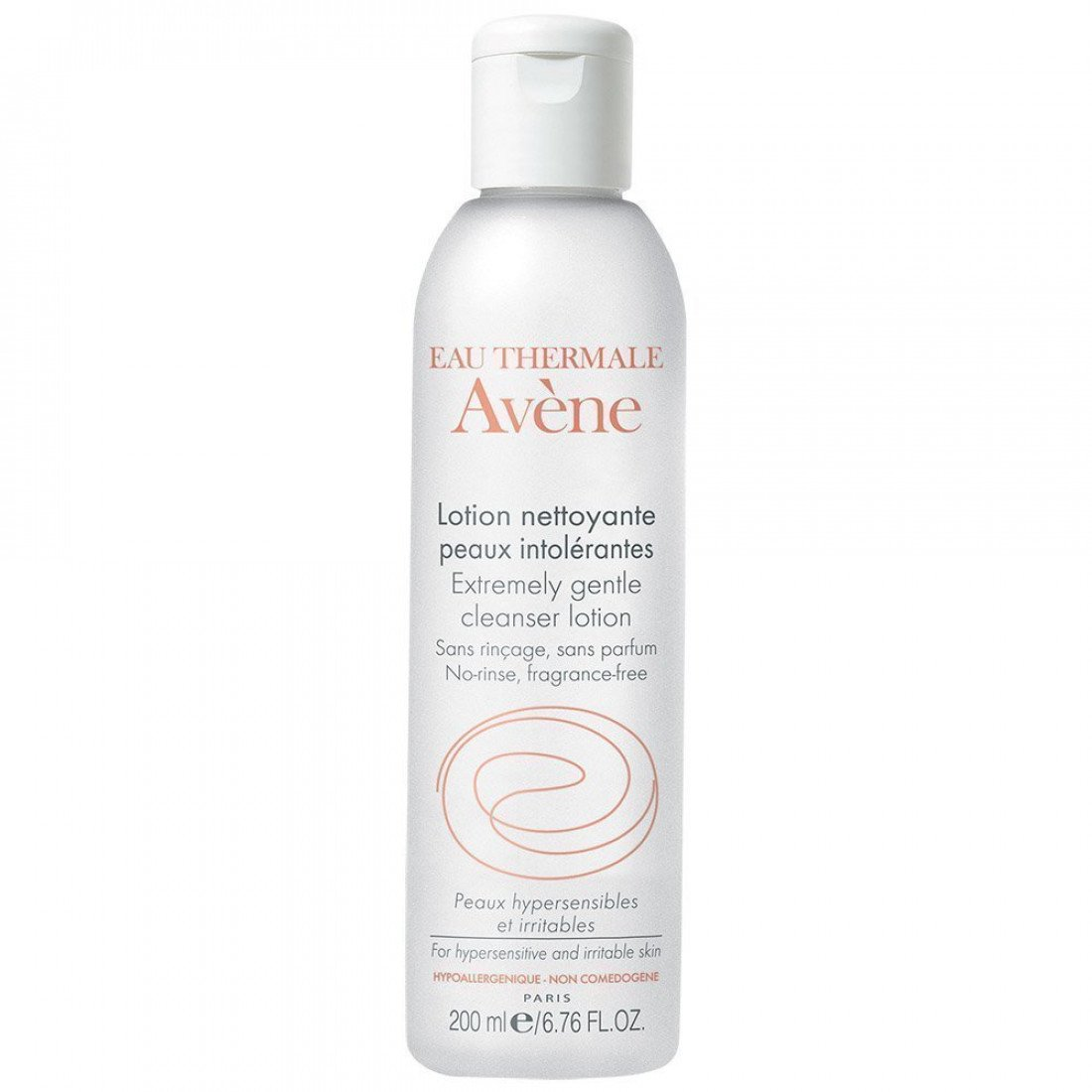 Avene Lotion Extremely gentle cleanser