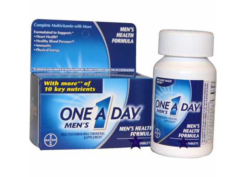 BAYER ONE A DAY