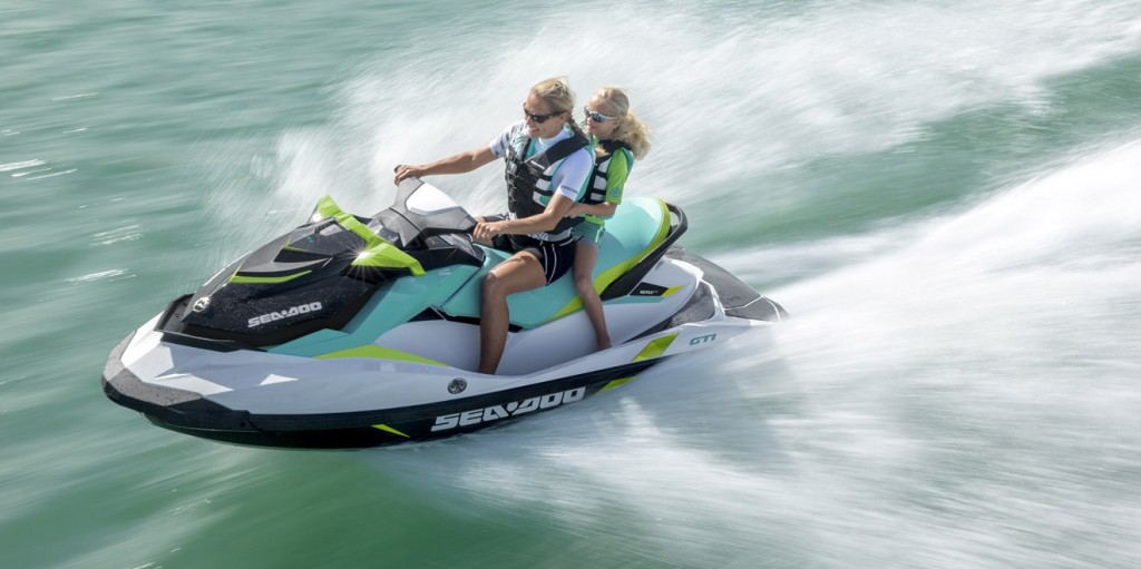 BRP GTI 90 Sea-Doo