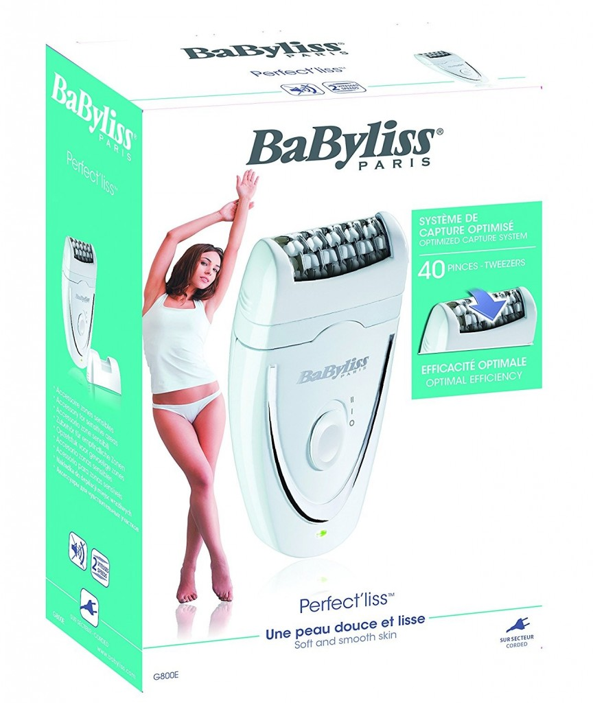 BaByliss G800E Perfect'liss