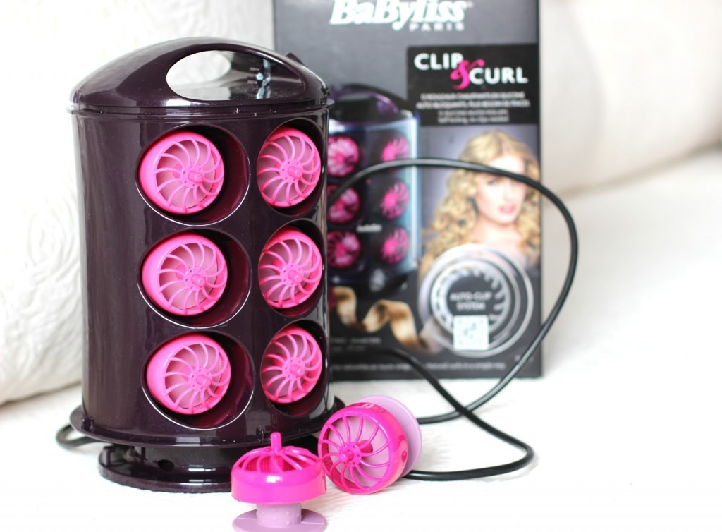 BaByliss RS100E Clip&Curl