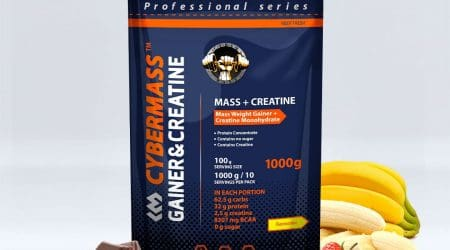 CYBERMASS Gainer+Creatine
