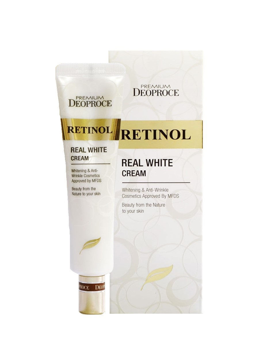 Deoproce Retinol Real White Cream