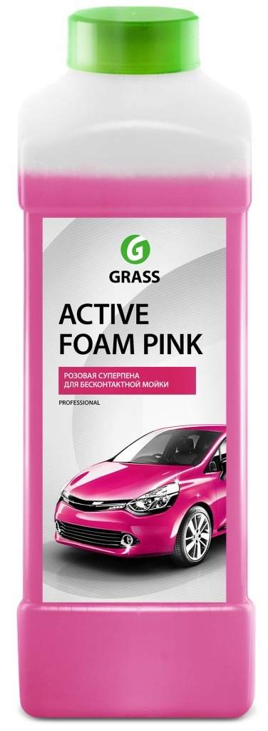 GraSS Active Foam Pink
