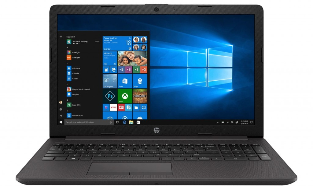 HP Notebook - 15-bs136ur (HP 15-bs136ur)