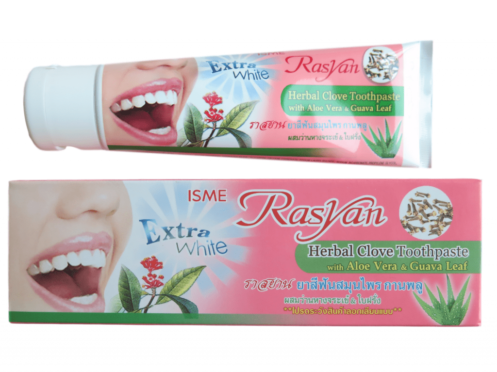 ISME Rasyan Herbal Clove