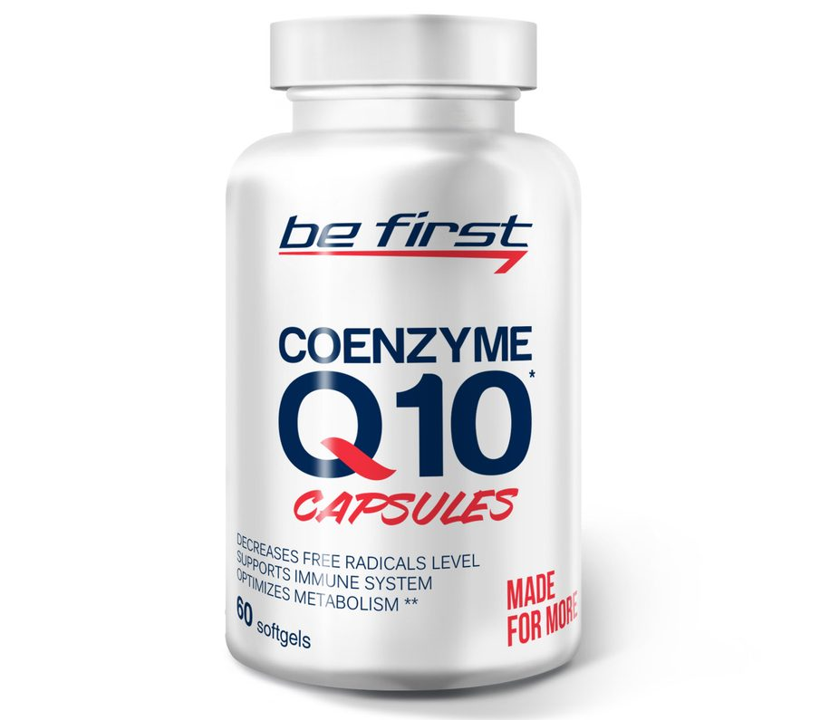 Коэнзим Q10 Be First Coenzyme Q10