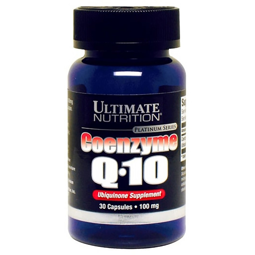 Коэнзим Q10 Ultimate Nutrition Coenzyme Q10