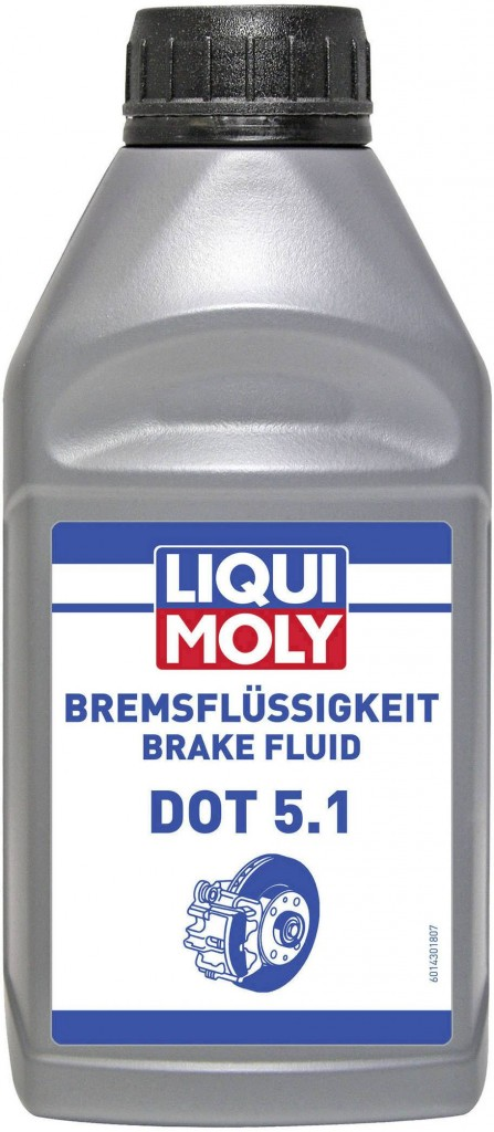 Liqui Moly Brake Fluid DOT 5.1