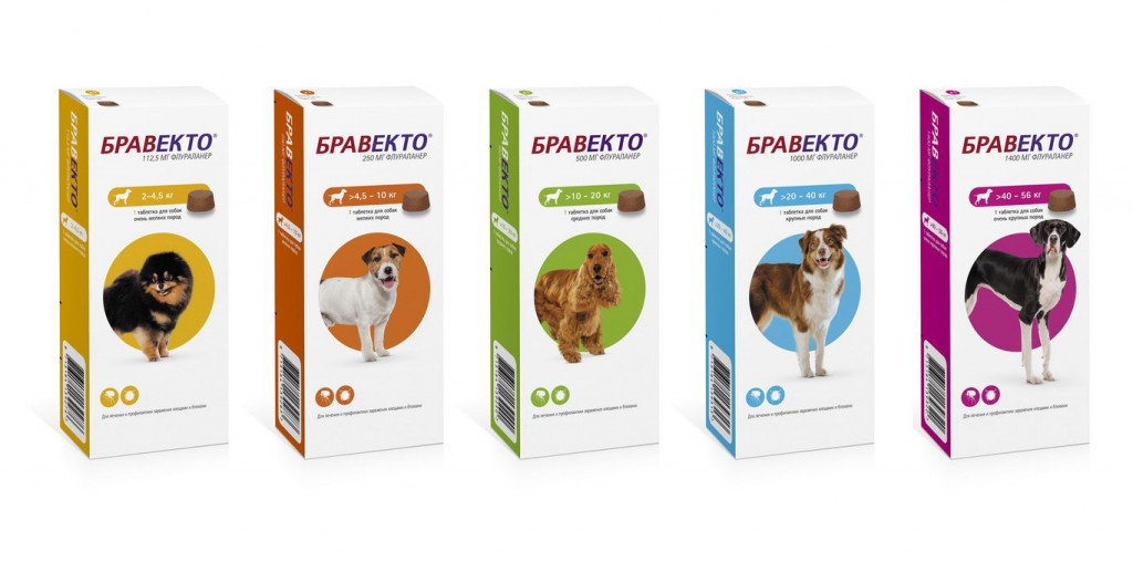 MSD Animal Health Бравекто
