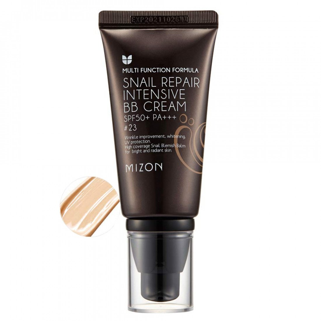 Mizon BB Snail Repair Intensive SPF50