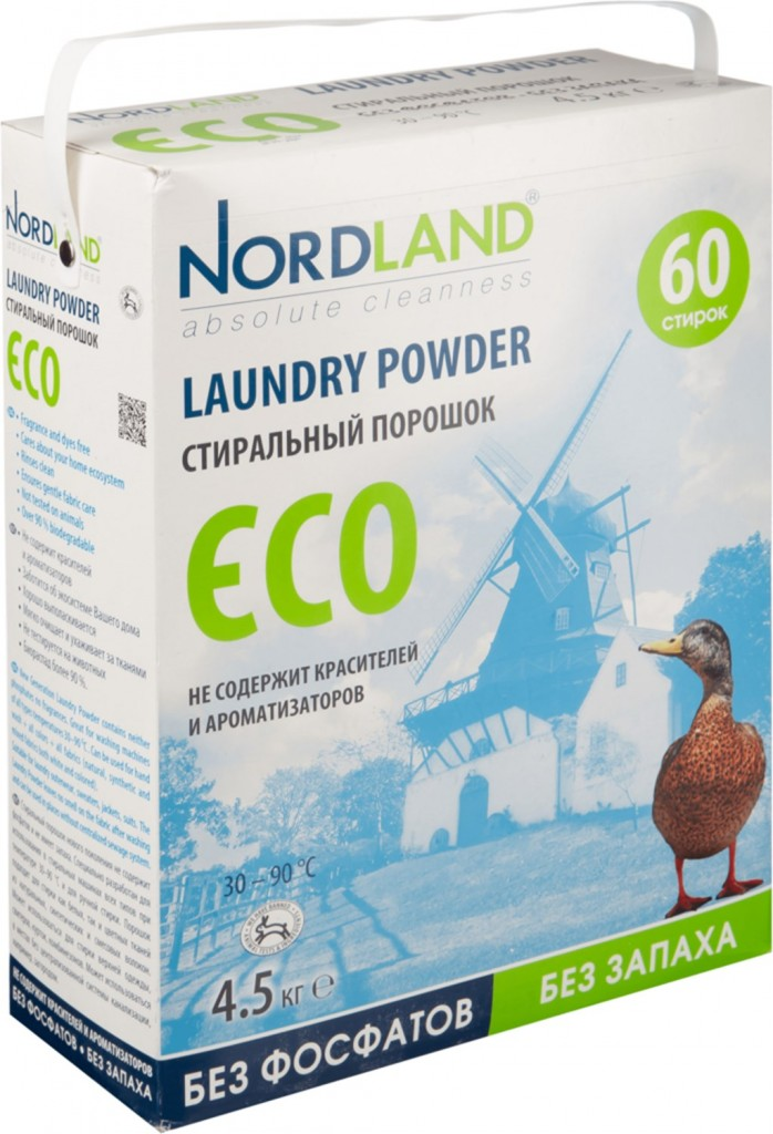 Nordland Laundry powder ECO