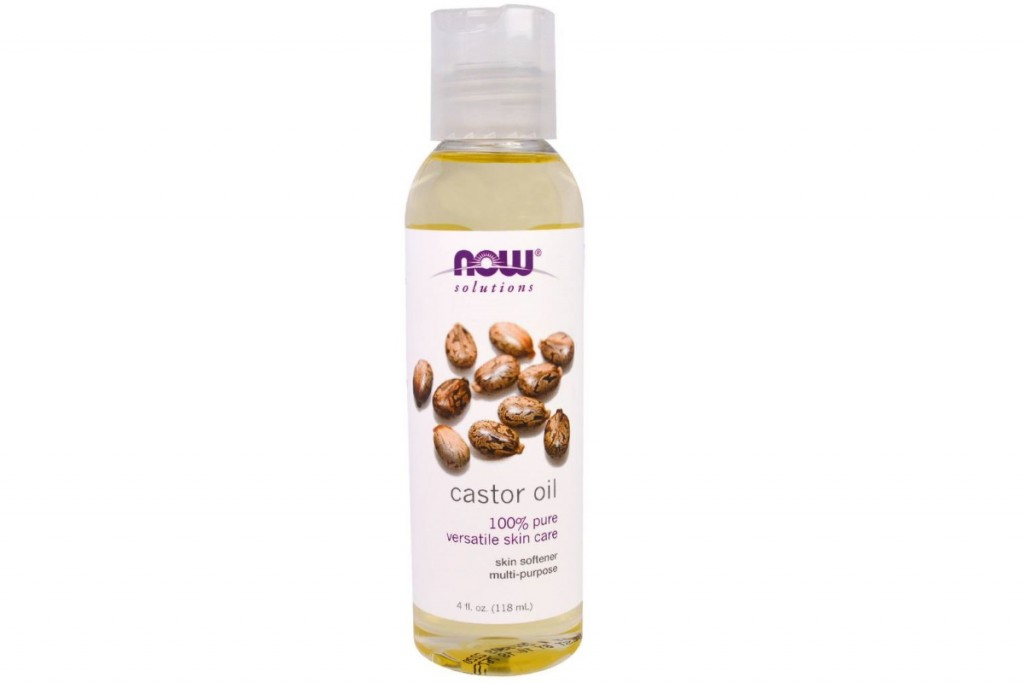 Now Foods Solutions Castor oil