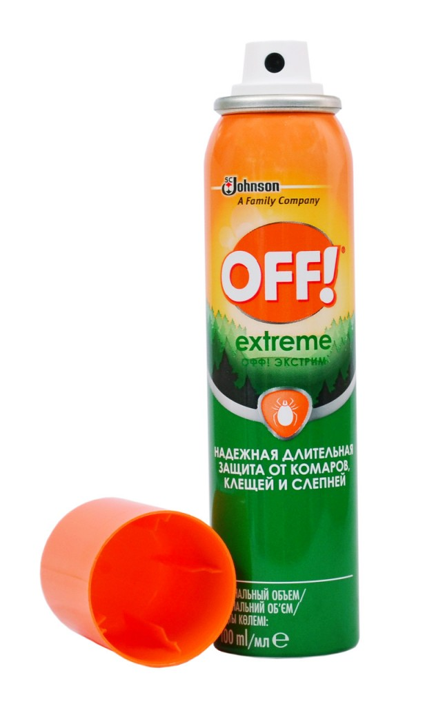 OFF! Extreme