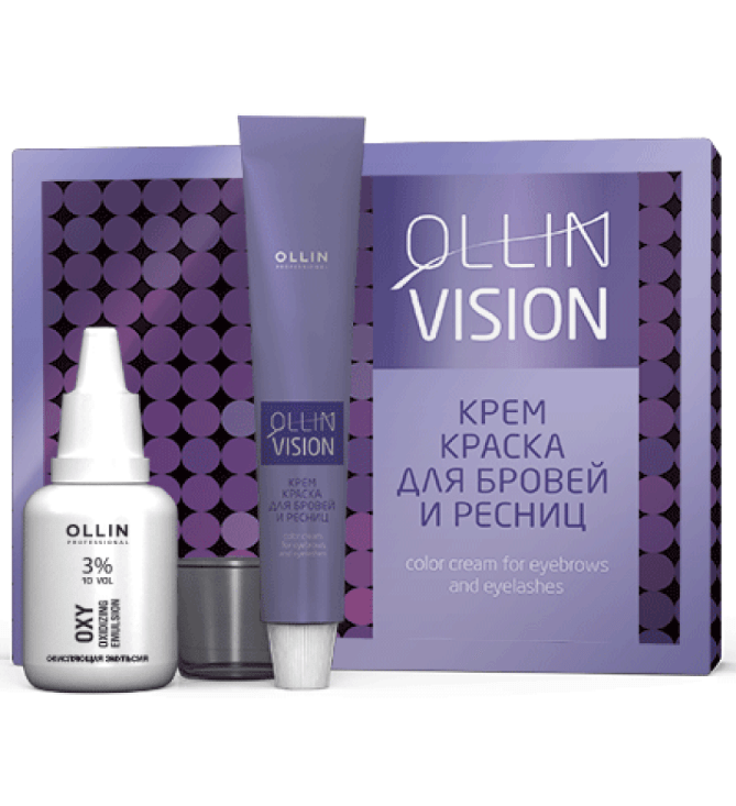 Ollin Professional Vision Set