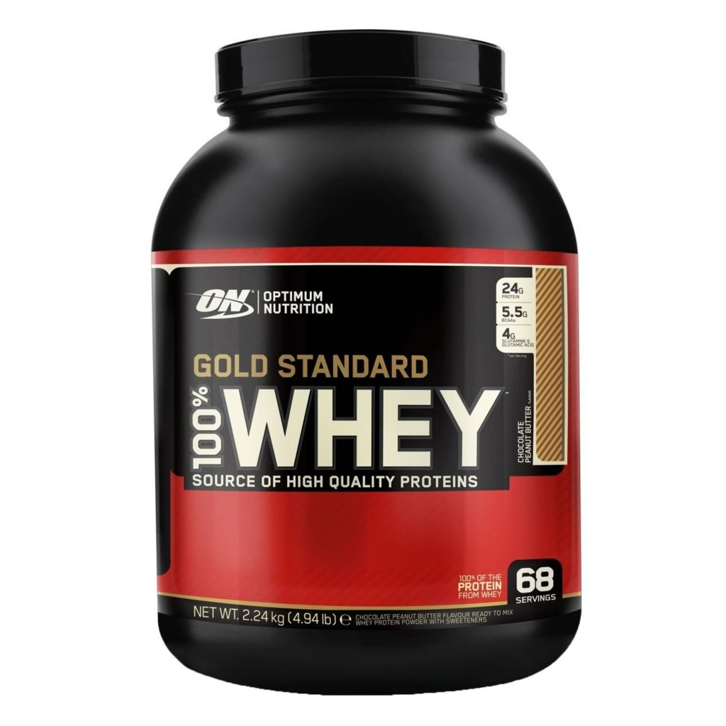 OptimumNutrition 100% WheyGoldStandard