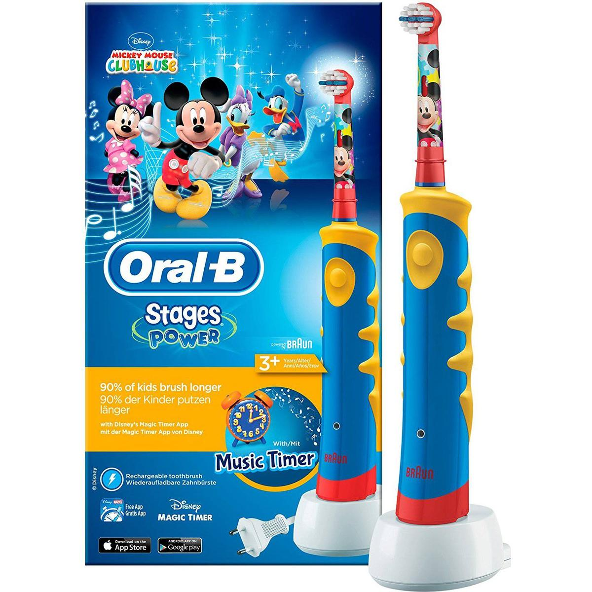 Oral B Kids Mickey Mouse