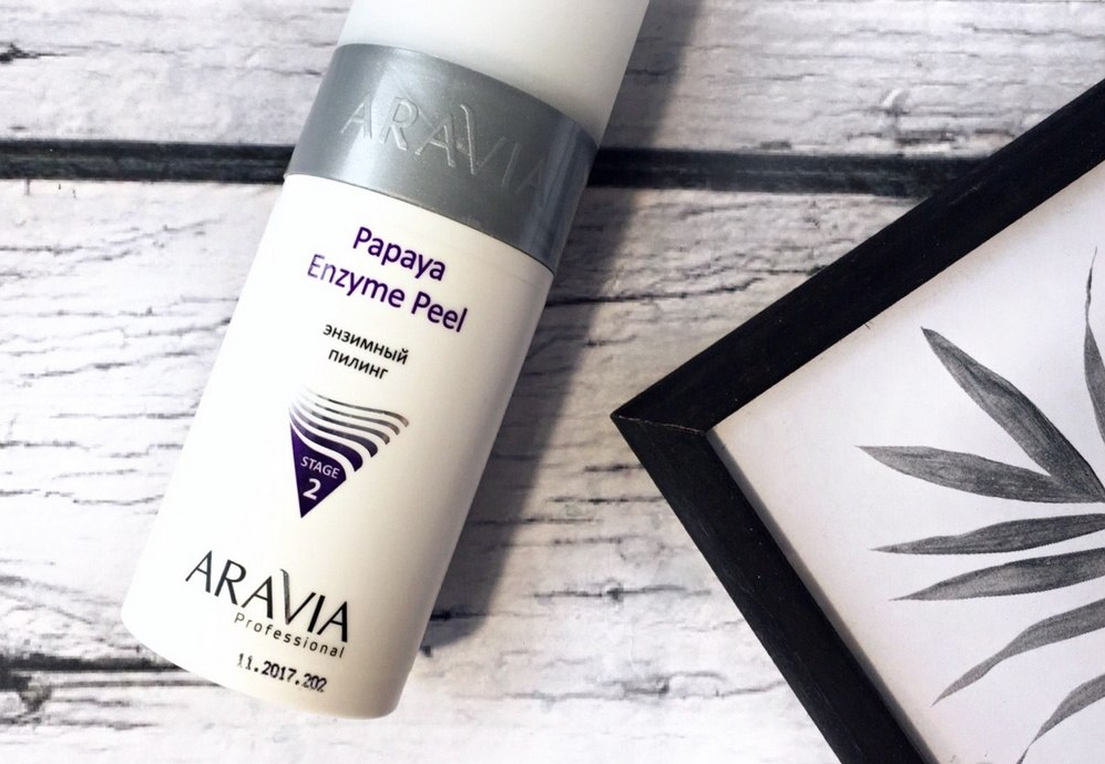 ARAVIA PROFESSIONAL Papaya Enzyme Peel