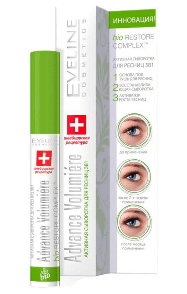 Eveline Cosmetics 3в1 Advance Volumiére