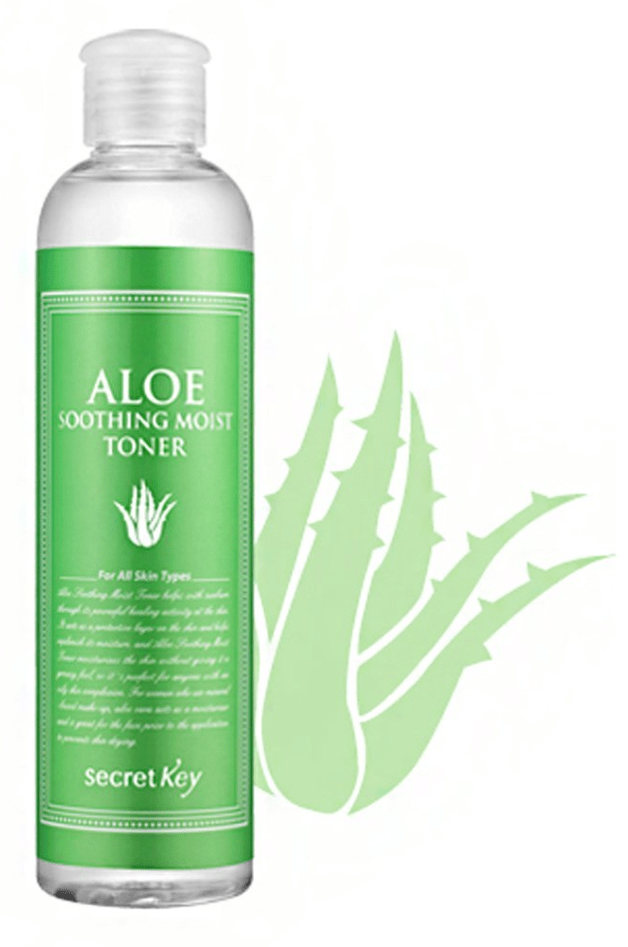 Secret Key Aloe Soothing Moist