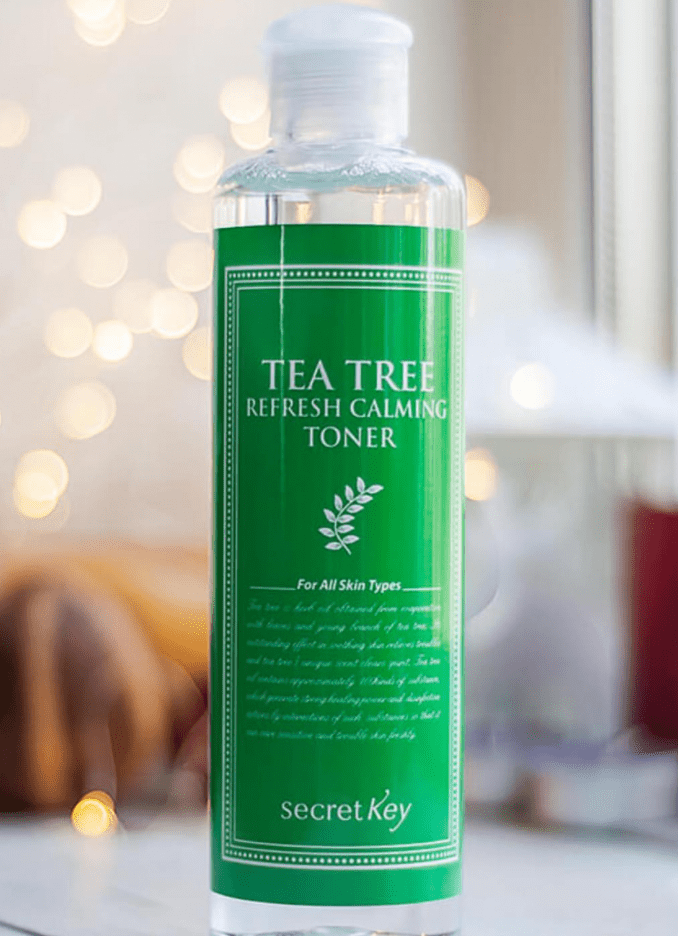 Secret Key Tea Tree Refresh Calming