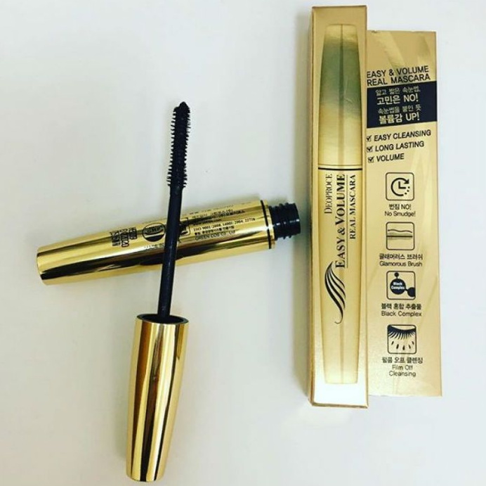 Deoproce Easy & Volume Real Mascara 8ml