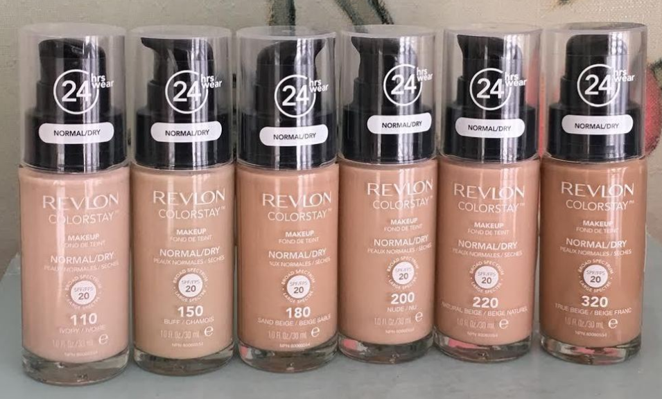 Revlon Colorstay Makeup Normal-Dry