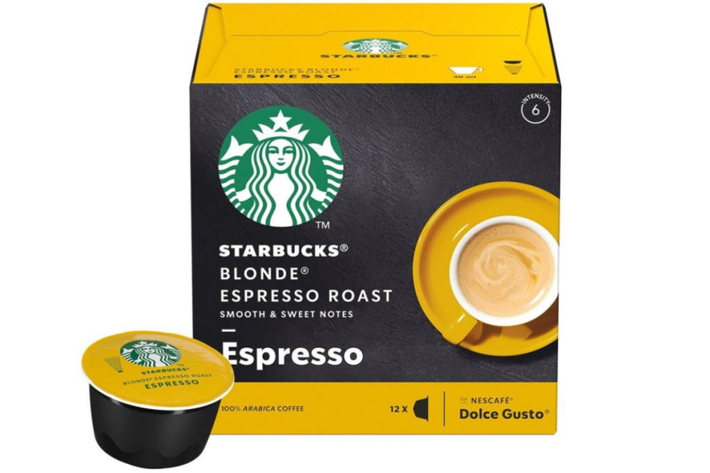 Starbucks Blonde® Espresso Roast