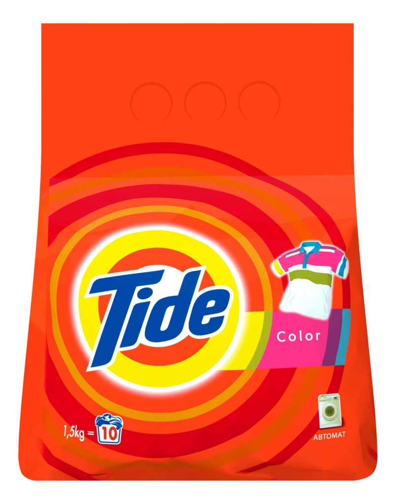 Tide Color Автомат